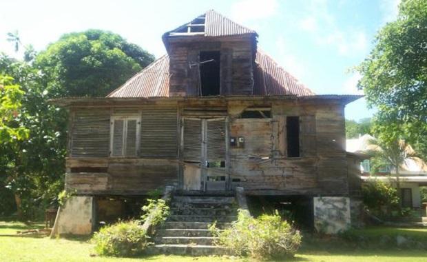 maison traditionnelle seychelles
