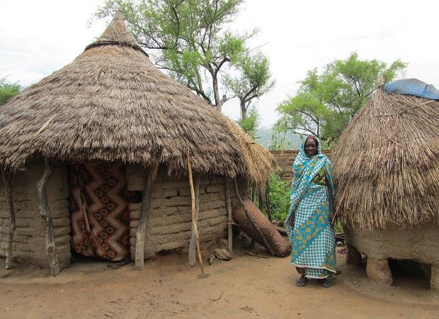 maison traditionnelle tchad