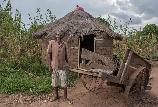 maison ronde tchad