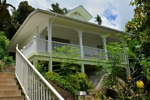 maison seychelles
