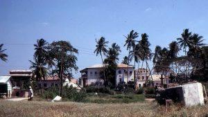 maisons swahili bagamoyo