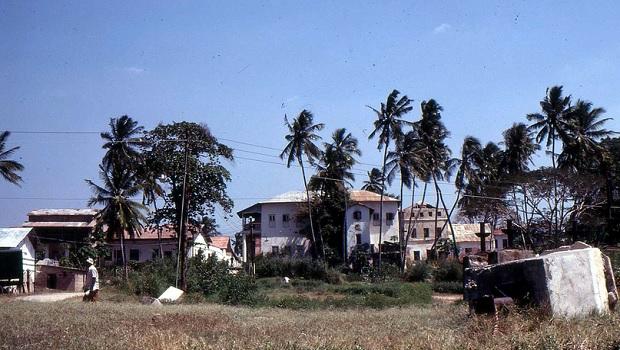 Les maisons swahili de Bagamoyo