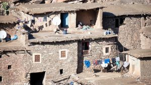 maisons berbères atlas