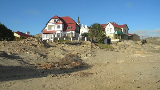 maison coloniale luderitz