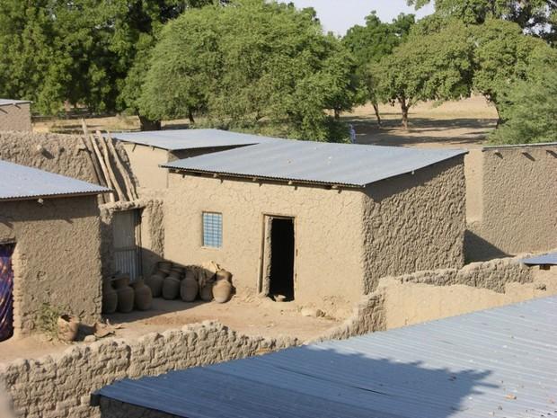 Les maisons en terre de gaoui for Les decores des maisons