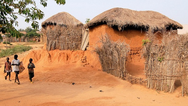 maisons rurales togo