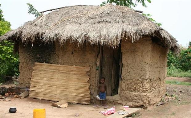Les maisons rurales au togo for Construction de maison rurale