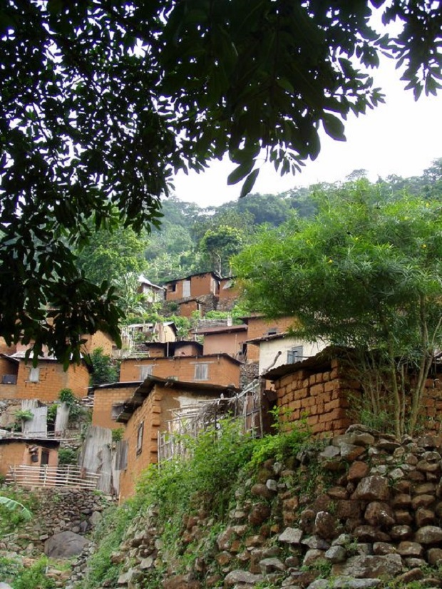 maisons rurales au togo