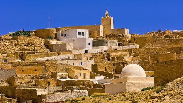 Les maisons rurales en Tunisie