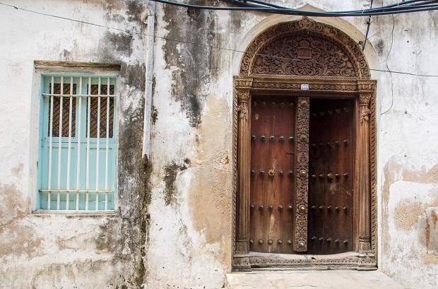 porte indienne zanzibar