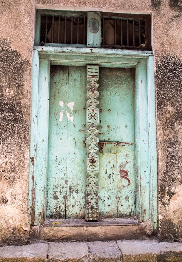 porte à zanzibar