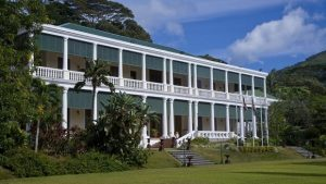 state house seychelles