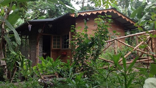 Superbe maison en bois à Trindade