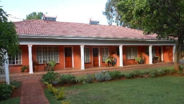 Belle maison coloniale à Hararé