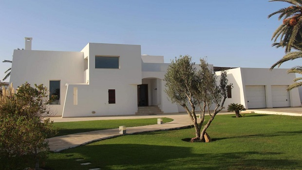 Ville moderne à Djerba