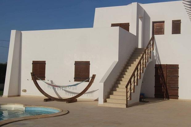 Ville moderne djerba - Decoration villa en tunisie ...