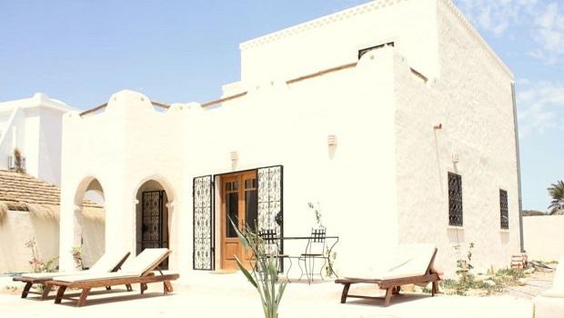 Les maisons troglodytes de matmata for Architecture tunisienne maison