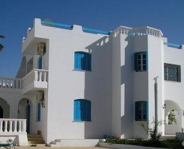 maison tunisie