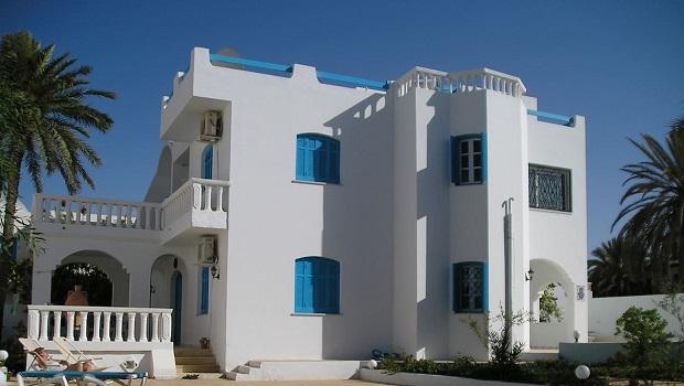 Villa tunisienne typique zarzis for Zarzis decor cuisine