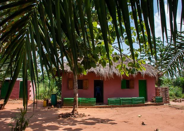 village rural togo
