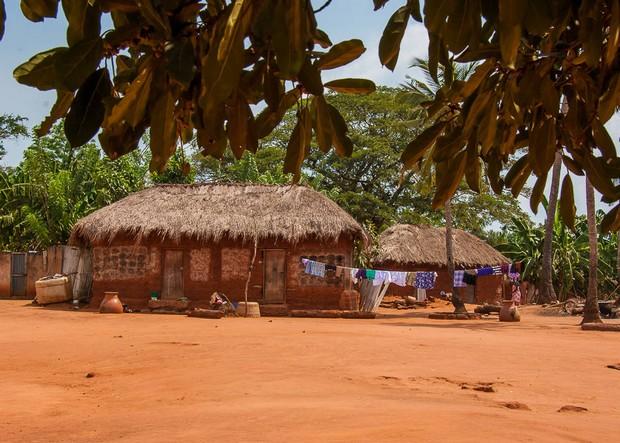 maison rurale togo
