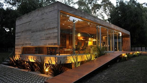 Maison moderne à Buenos Aires