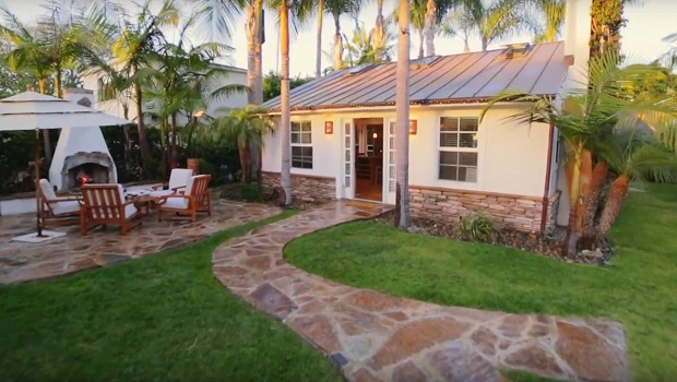 Charmant cottage de style maison de plantation en Californie