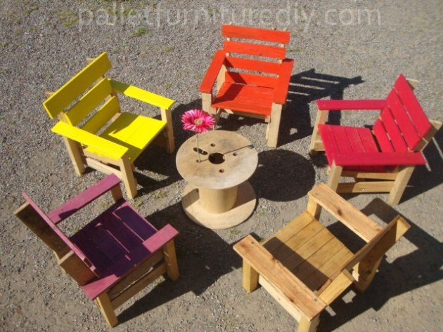mobilier palette