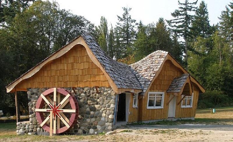 maisons hobbit
