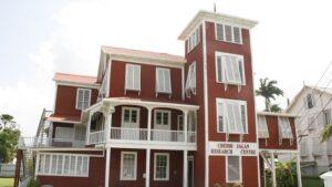 maison plantation guyana