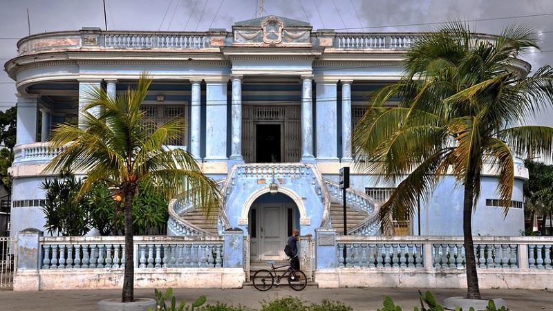 architecture Cienfuegos