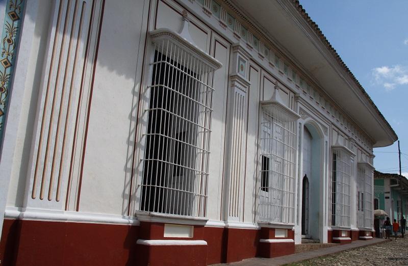 batiment colonial trinidad cuba
