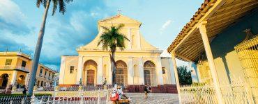 architecture trinidad cuba