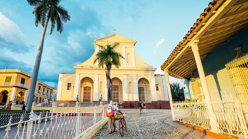 Trinidad L Une Des Villes Coloniales Les Mieux Pr 233 Serv 233 Es