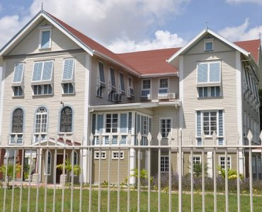 maison coloniale georgetown
