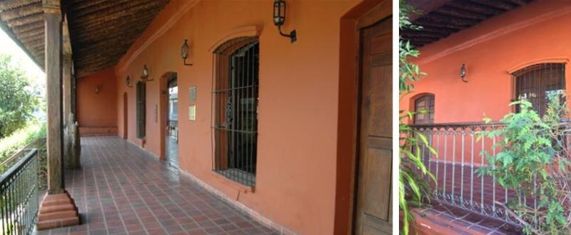 maisons coloniales asuncion
