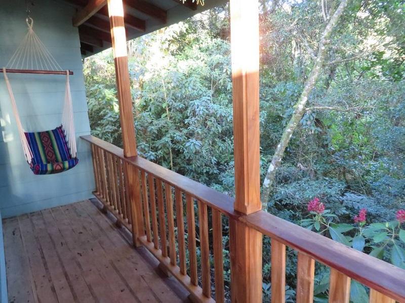 maison bois costa rica