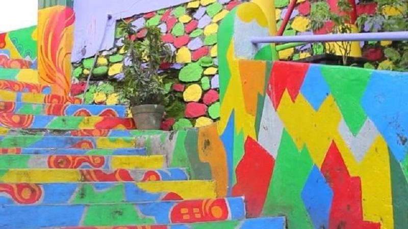 escalier jodipan