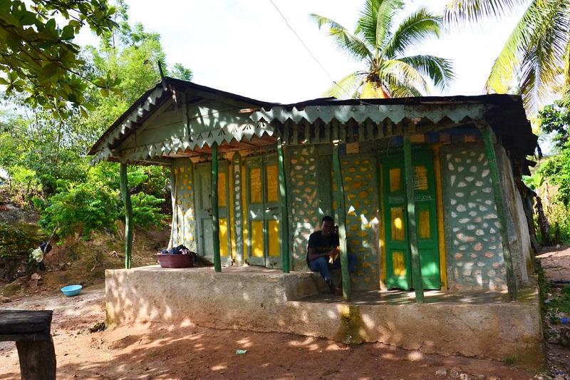 maisons rurales haiti