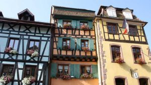 maison à colombages Riquewihr