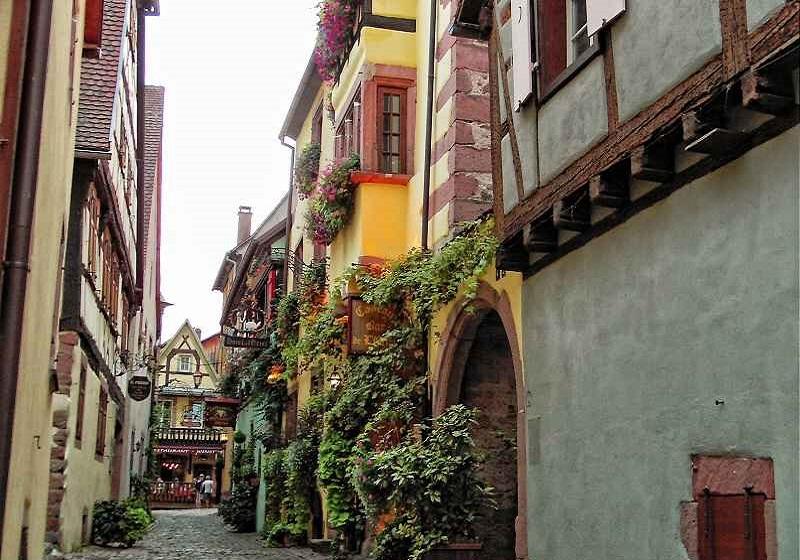 maison Riquewihr