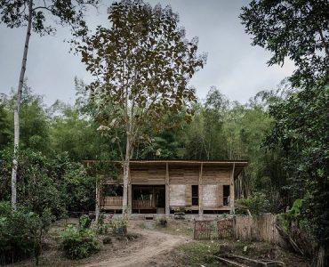 maison bambou convento