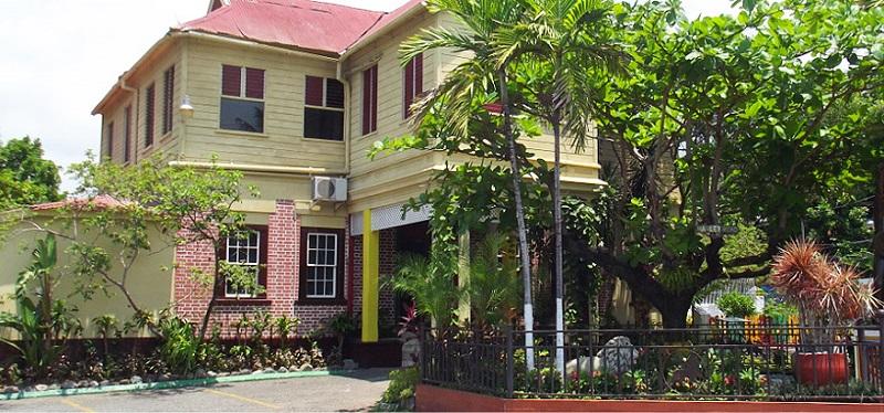 maison bob marley jamaique
