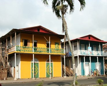 maison caribéenne panama