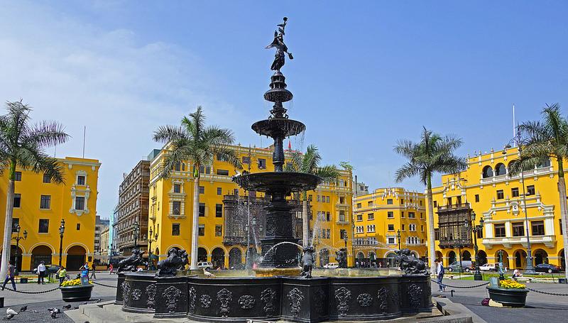 centre historique lima