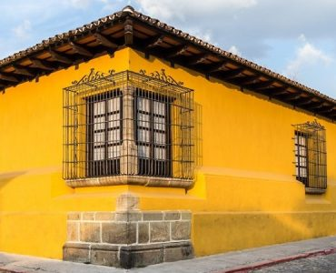 maison coloniale antigua