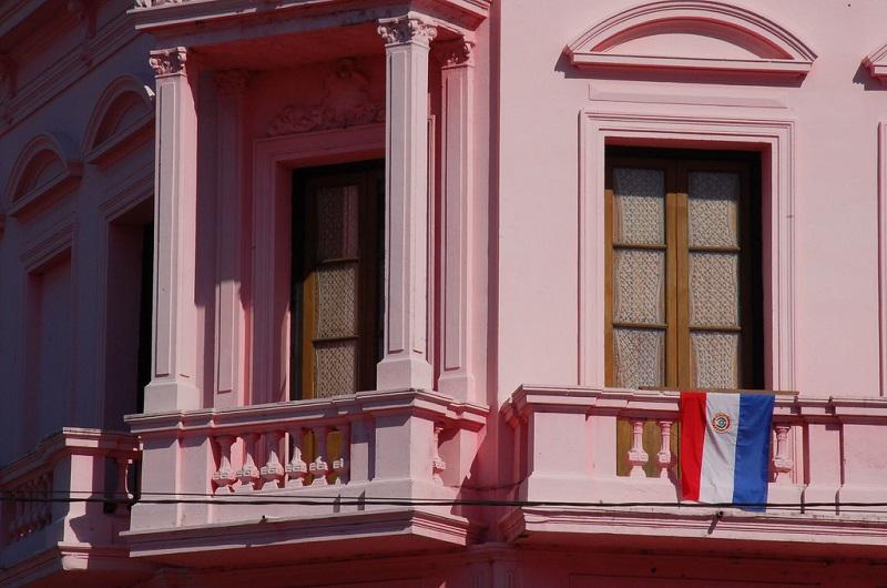 maison coloniale asuncion