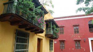 maison coloniale carthagène