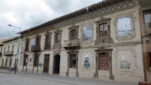 maison coloniale cuenca