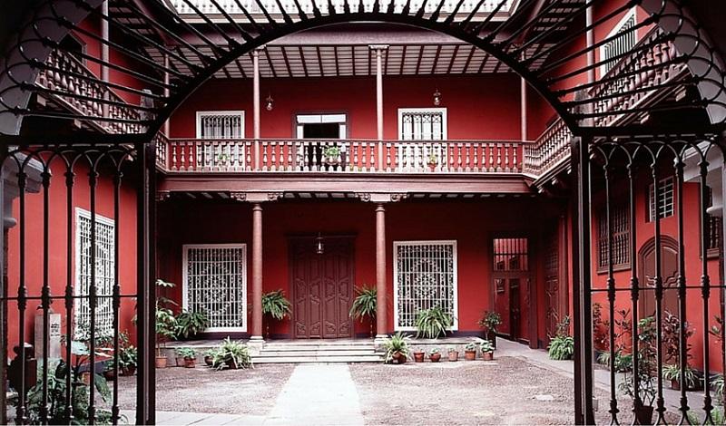 maisons coloniales lima